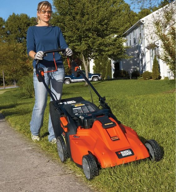 Battery-for-electric-lawn-mower