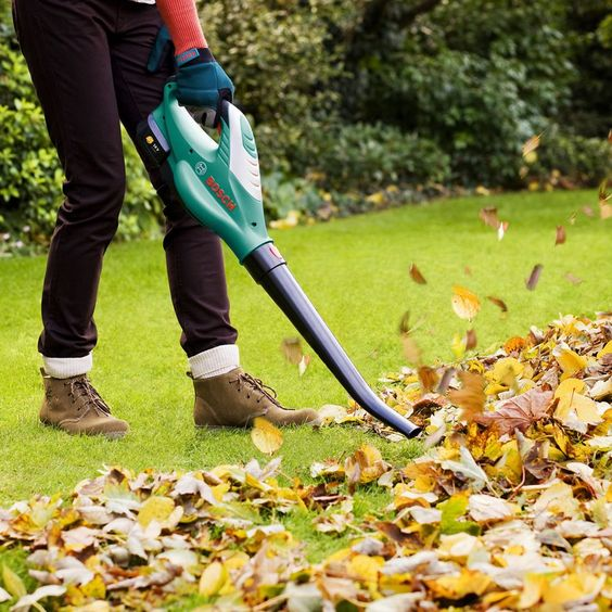 best battery powered leaf blower and weed eater