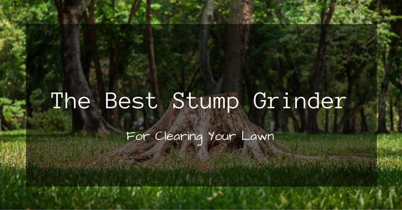best-stump-grinder
