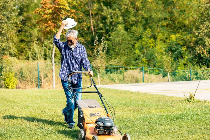 best corded electric lawn mower consumer reports