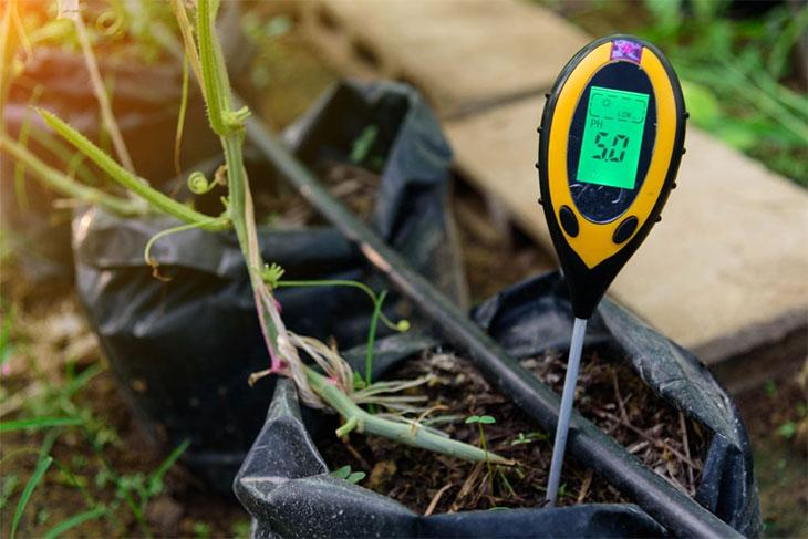 best soil ph tester uk